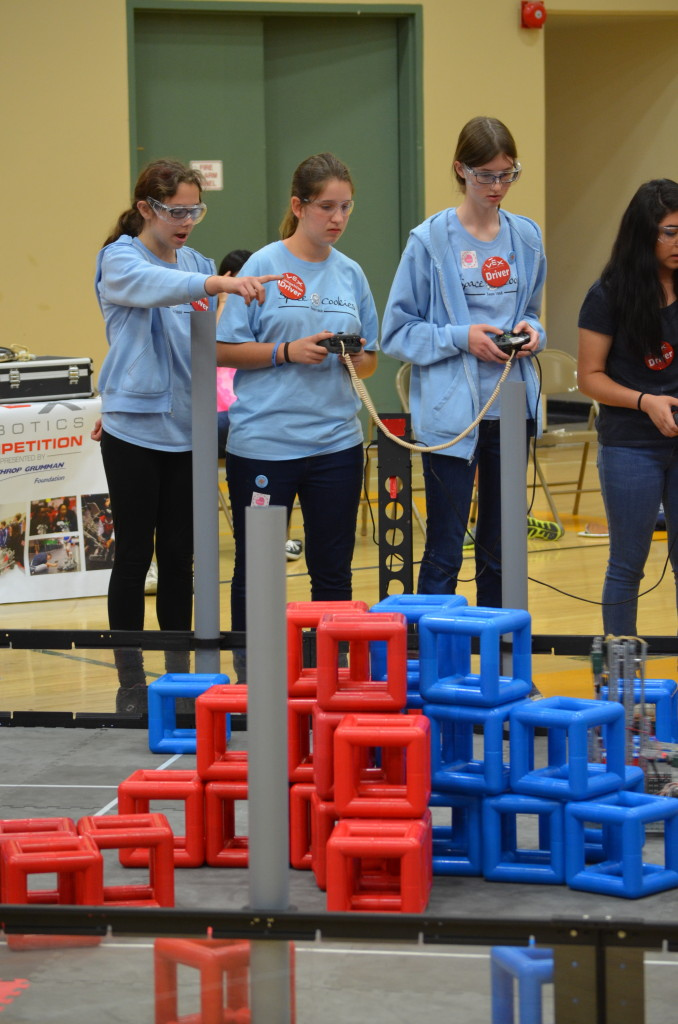 All-Girls VEX Invitational 2015